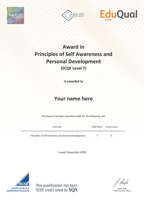 SCQF_L7_PSAPD_Certificate_Sample_Page_1