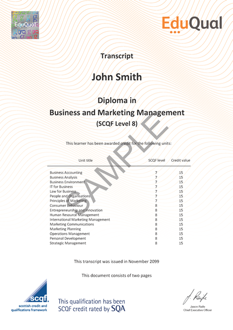 SCQF L8 BMM Certificate Sample_Page_1