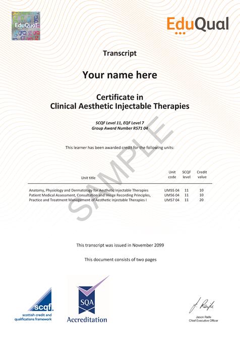 SCQF L11 CCAIT Certificate Sample_Page_2